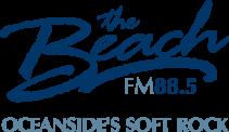 the beach FM logo
